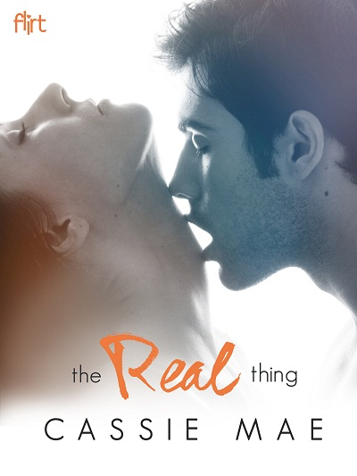 Cover The Real Thing Englisch