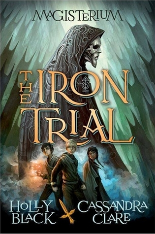 Cover The Iron Trial Englisch