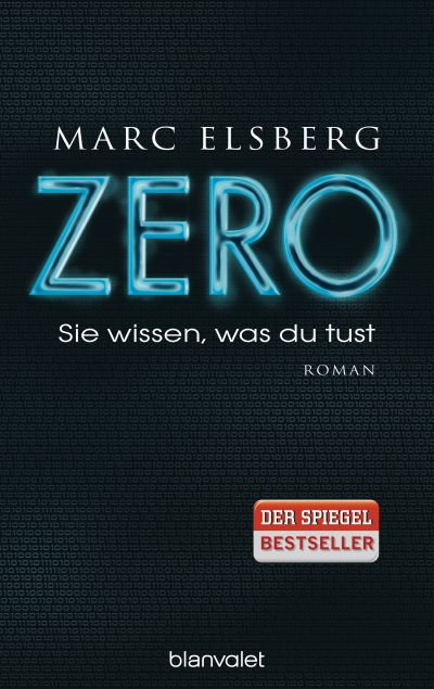 Cover Zero deutsch