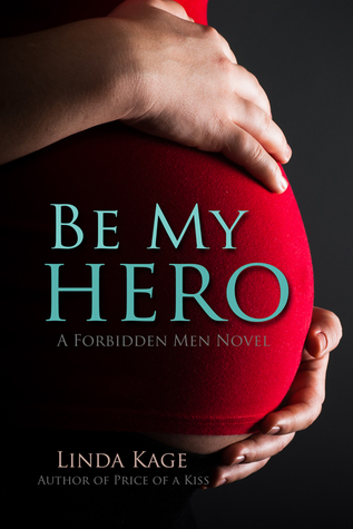 Cover Be My Hero Englisch
