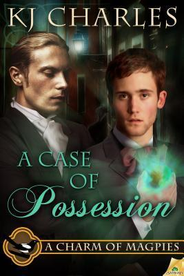 Cover A Case of Possession Englisch
