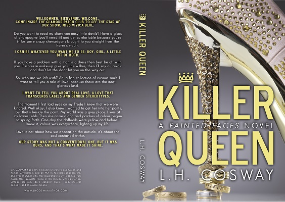 Cover quer Killer Queen Englisch