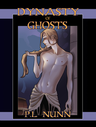 Cover Dynasty of Ghosts englisch
