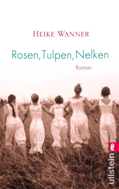 Cover Rosen Tulpen Nelken deutsch