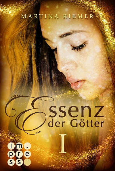 Cover Essenz der Götter Deutsch