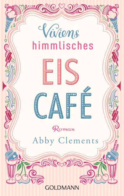 Cover Viviens himmlisches Eiscafe deutsch