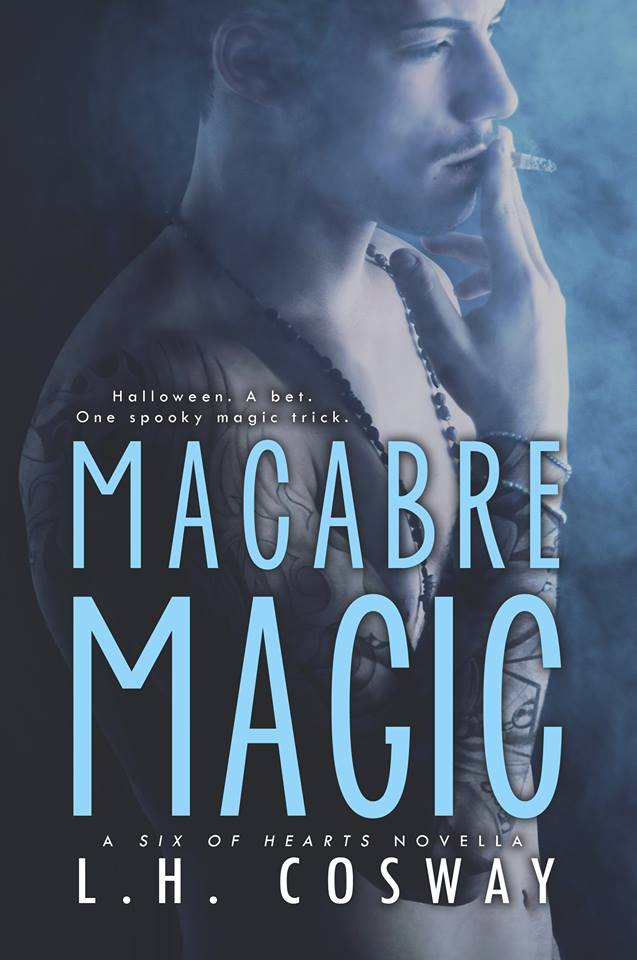 Cover Macabre Magic UK