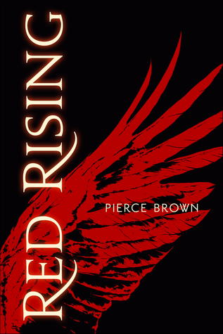 Cover Red Rising Englisch