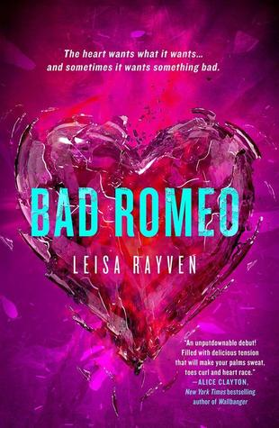 Cover Bad Romeo Englisch