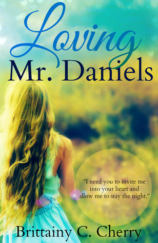 Cover Loving Mr Daniels Englisch