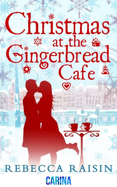 Cover Christmas at the Gingebread Café englisch