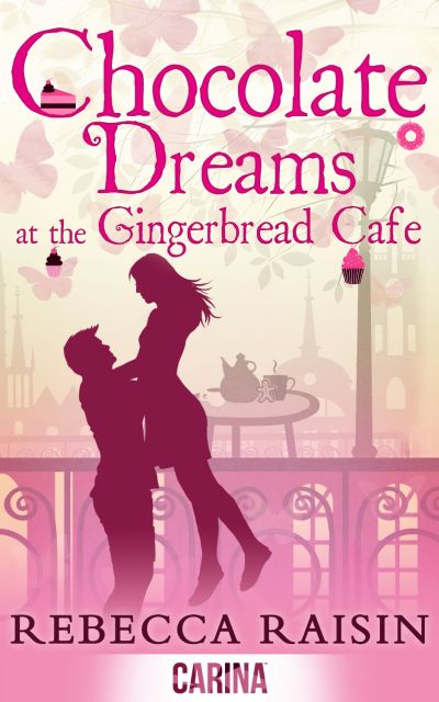 Cover Chocolate Dreams at the Gingerbread Café englisch