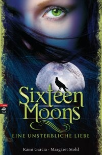 Cover Sixteen Moons deutsch