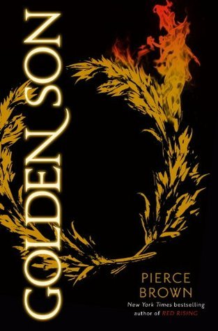 Cover Golden Son Englisch