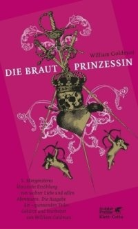 Cover Die Brautprinzessin deutsch
