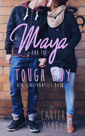 Cover Maya And The Tough Guy Englisch