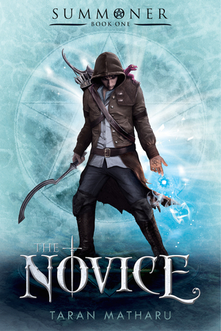 Cover The Novice Englisch