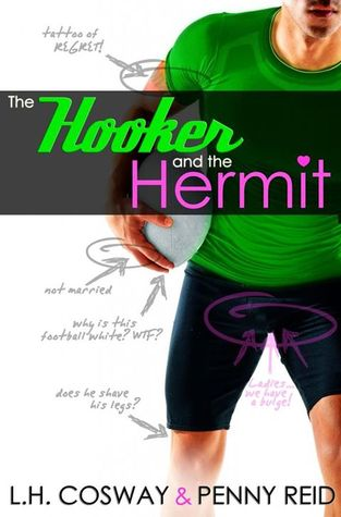 Cover The Hooker and the Hermit Englisch