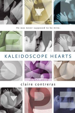 Cover Kaleidoscope Hearts Englisch