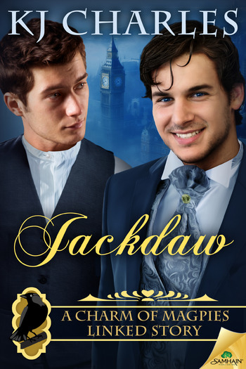 Cover Jackdaw englisch