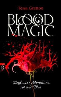 Cover Blood Magic deutsch