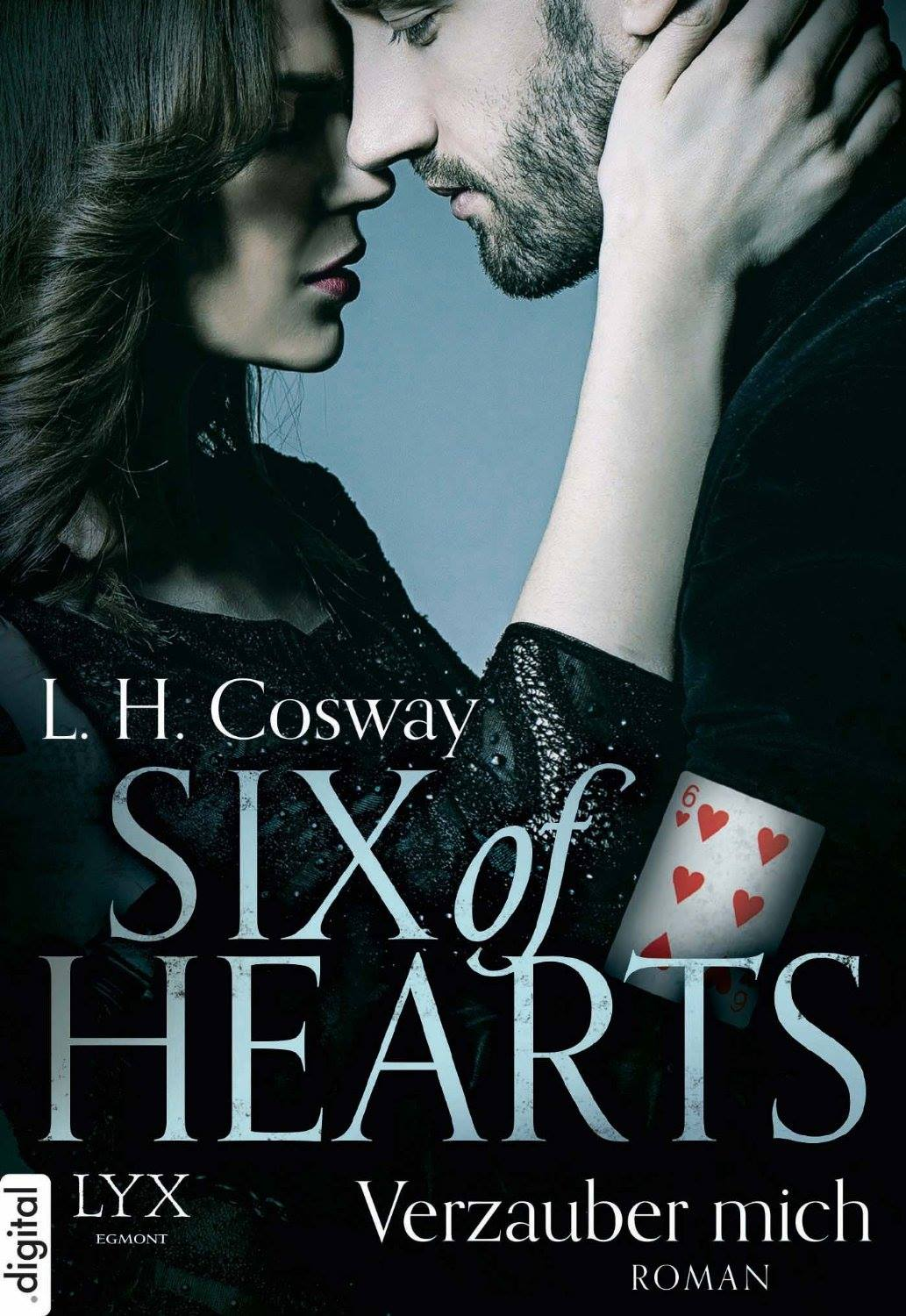 Cover Six of Heart Verzauber Mich Deutsch