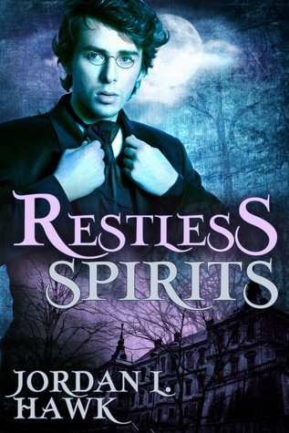 Cover Restless Spirits englisch