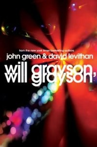 Cover Will Grayson englisch