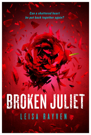 Cover Broken Juliet Englisch