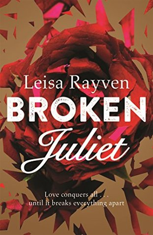 Cover Broken Juliet Australien