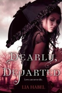 Cover Dearly Departed englisch
