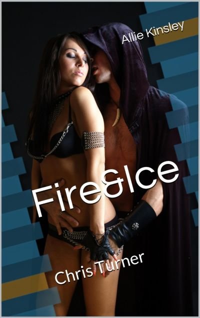 Cover Fire and Ice 6 Chris Turner deutsch