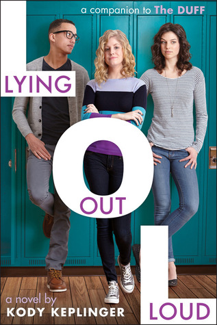 Cover Lying Out Loud Englisch