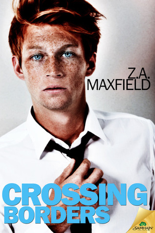 Cover Crossing Borders Englisch