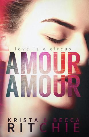 Cover Amour Amour Englisch