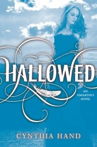 Cover Hallowed englisch