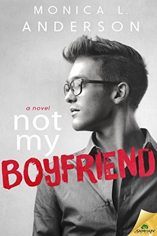 Cover Not My Boyfriend Englisch