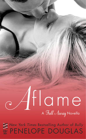 Cover Aflame Englisch