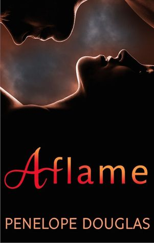 Cover Aflame Englisch 2
