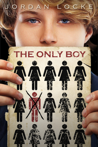 Cover The Only Boy Englisch