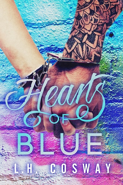 Cover Hearts of Blue Englisch