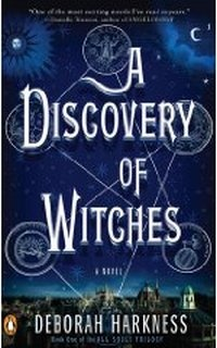 Cover A Discovery of Witches englisch