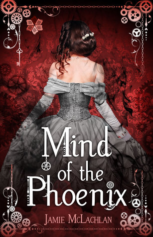 Cover Mind of the Phoenix Englisch