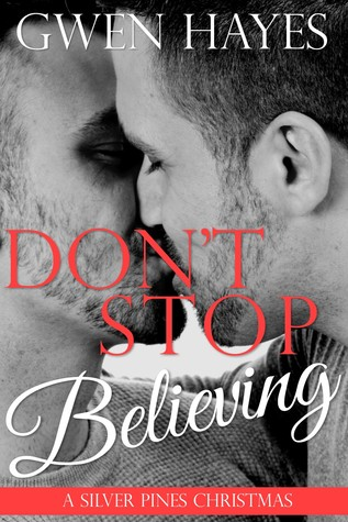 Cover Don't Stop Believing Englisch