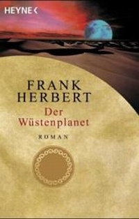 Cover Der Wüstenplanet deutsch