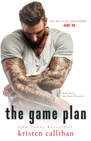 Cover The Game Plan Englisch