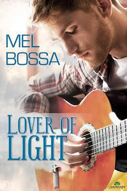 Cover Lover of Light Englisch