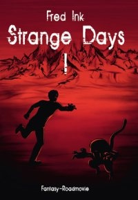 Cover Strange Days I deutsch