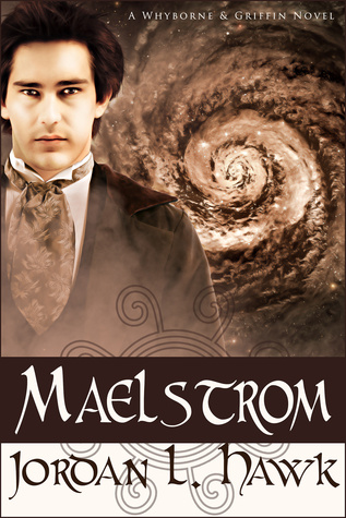 Cover Maelstrom englisch