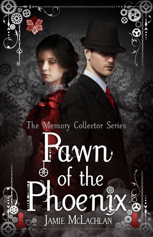 Cover Pawn of the Phoenix Englisch